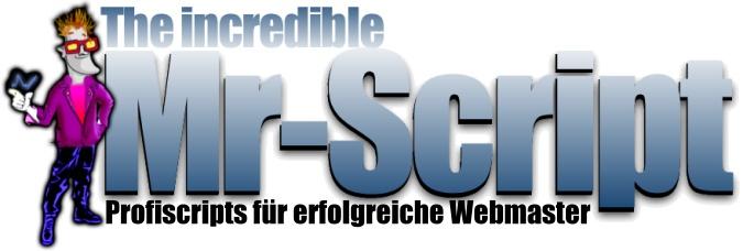 Mr.Script » Der Script-Profi für erfolgreiche Webmaster